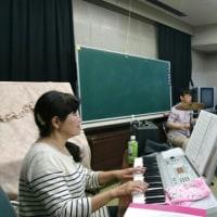 第21回北坂戸フォークソング歌会の風景