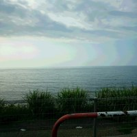 海はいいね~