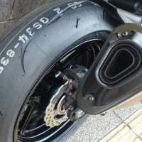 6R タイヤ交換 (3,280km