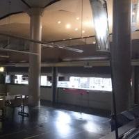 「安田講堂」作品、中央食堂へ!