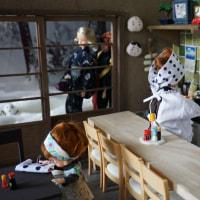昭和食堂?ぐでたま食堂?