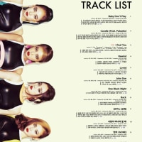 Wonder Girls 3����Reboot�פΥȥ�å��ꥹ�Ȥ��������줿