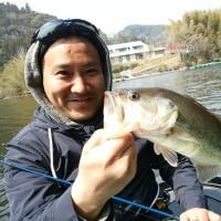 亀山ダム 3月19日(日)
