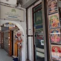 ハリラヤにマスジッドジャメ駅(KL)散歩