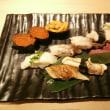 寿司店での晩餐 2