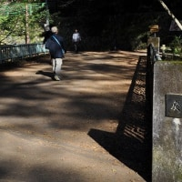 箕面公園 大滝ハイク