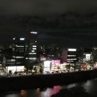 市ヶ谷の昼と夜☆