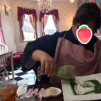 ローズ♡グリーンカレー 食べてきた(^^♪