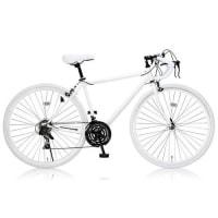 ロードバイク 700C シマノ21段変速[サムシフター]