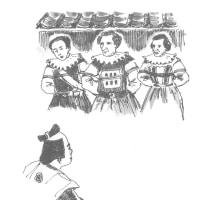 アロイジオ・デルコル神父『十六のかんむり 長崎十六殉教者』、6