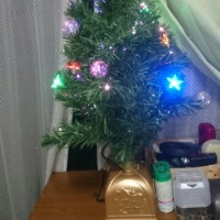 クリスマスイブ。