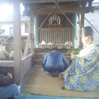 海神社お祀り