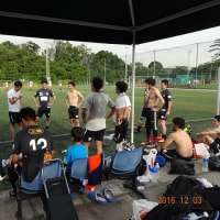 Cosmo 第12戦 (前期最終戦) VS Gaelic Lions&高田くん送別会