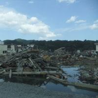 お盆に陸前高田と気仙沼に行ってきました