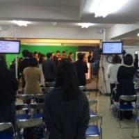 日曜主日礼拝 🍷 2016年10月23日