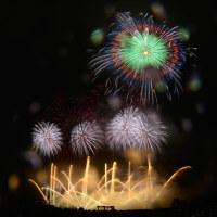 水平線の花火と音楽ファイナル