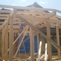 ☀総桧の家建前☀