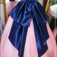 ビッグリボンのオーバードレス(オーバースカート)&TYMS  メカラウロコ27!
