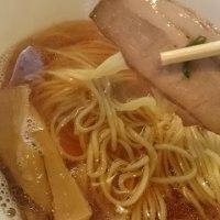 麺絆英さんの朝ラー(醤油)