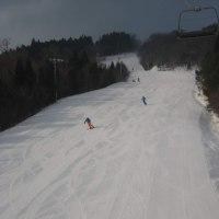 ようやくスキーシーズン本番!