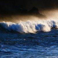 『北浜』 兜岩