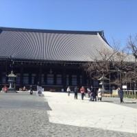 西本願寺のカフェ