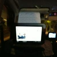 現代のタクシー