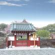 建築CGパース:寺院