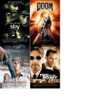 I saw 3 movies last Saturday.  先週末観た映画