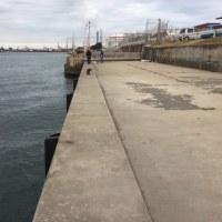 鹿島港 アンモニア岸壁 メバル釣り