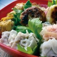 コロコロ三種弁当/ストック惣菜