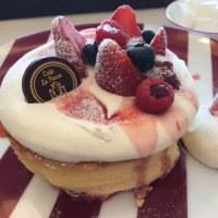 求めていたパンケーキは大阪にありました