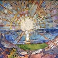 「叫び」から「フィヨルドに昇る太陽」へ  ムンクにおける自然との和解
