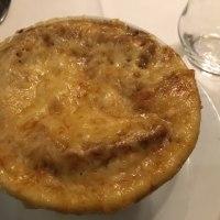 パリで最後のフランス料理