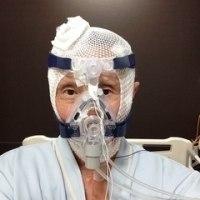 睡眠時無呼吸症候群の検査を受けて