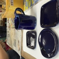 OT陶芸とイルミネーション
