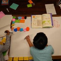 有志舎初の子ども向けイベント、「千春先生の地球授業」 盛り上がりました!