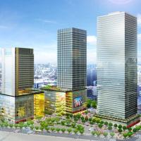 【池袋ニュース】池袋駅西口/東武百貨店、西口公園を含む5.3haを再開発