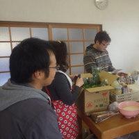 仙南地区の4Hクラブが自家農産物を使った料理を学ぶ