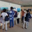 長島敏春写真展「サンゴとマングローブ」逗子文化プラザホール3日目