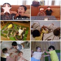 2歳11ヶ月4週目~3歳1ヵ月1週(10月)