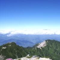 駒ヶ根に行ってきた その5 3日目 木曽駒ケ岳登山 後編