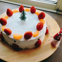 Rちゃんのクリスマス・ケーキ