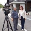 シンシアの講演と鎌仲さんの撮影
