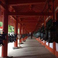 奈良で一泊