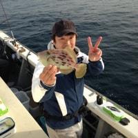 凪ならカワハギも金目鯛も面白いっすよ。