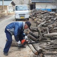 薪作り その二