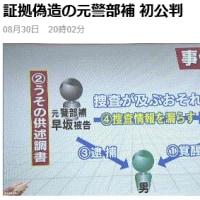 覚醒剤調書を、警部補(当時)が捏造したことを認める。北海道警察。 札幌地裁の初公判