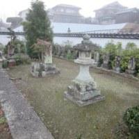 近づく義士祭-観音寺の四十七義士墓所