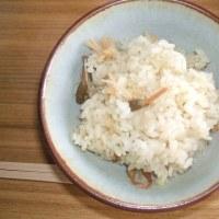 ほろ苦き 春の味こそ 土筆飯